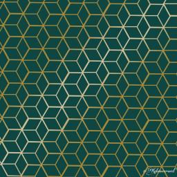 freetoedit geometric blue green gold dcdesignapattern