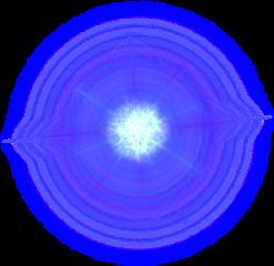 aura chakra blue bloo freetoedit