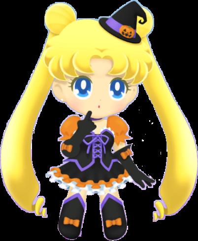 serenatsukino usagi witch halloween sailormoondrops