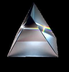 prism rainbow spectrum transparent freetoedit