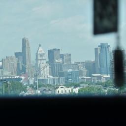 city buildings sky