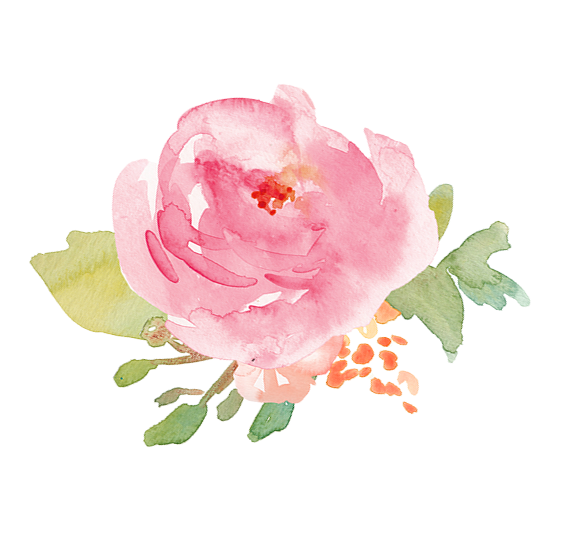 flowers pink watercolor water colour color artsy freeto...