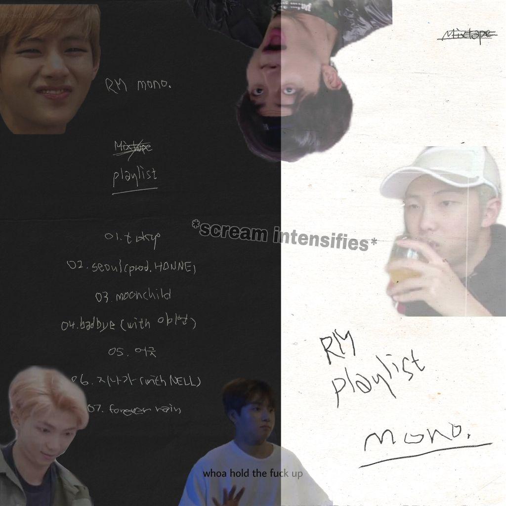 biTcH- Im nOt oKaY- 😤😫😭😩 rm mixtape rmmixtape2 b