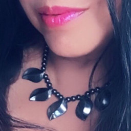 pcjewelry jewelry freetoedit necklace hematite