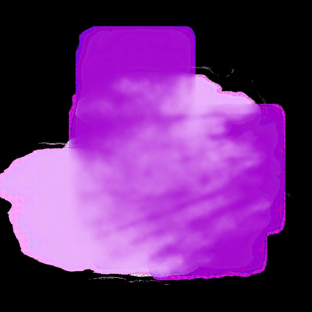 fog mist colorsplash splash purple png remixit...