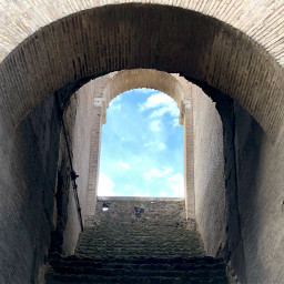 minimalism freetoedit arch steps