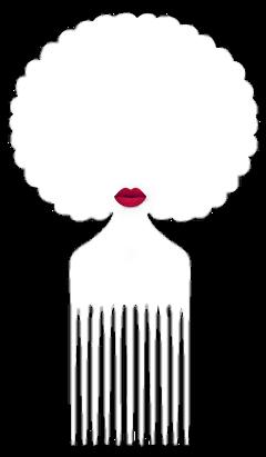 pick haircomb afrocomb afro freetoedit
