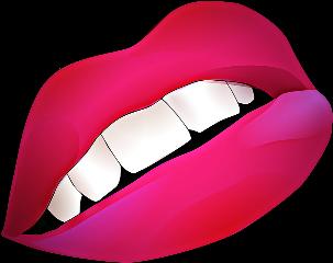 lips redlips hot freetoedit