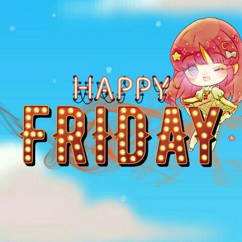 Happy Friday😚😚😚  #happyfriday #friday #fridayfun  #freetoedit