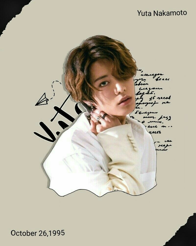 HAPPY BIRTHDAY YUTA! ❤❤❤  There are alot of things I want to fangirl about but it's better if I stay silent.. *cough cough* I HAVE BEEN CRYING FOR THE PAST 3737 DAYS BECAUSE OF MONO LIKE RM SToB IT-   And I don't know if it's just me but picsart doesn't give notifications anymore so If I don't give likes back or follow you back den sorry :(  ALSO I SUDDENLY BECAME 390 FOLLOWERS DA HELL I WAS JUST 300 TWO WEEKS AGO LIKE CALM DOWN-  I LUV YOU ALL ❤❤❤❤❤❤❤❤❤   Today @sugaismy1andonly (@idk-y_i-try ) deleted her account suddenly :( You are so important to me I don't know what happened that caused you to delete everything but I hope you will feel better ❤ I love you and I hope you come back ❤  Sticker credits are in the sources cuz I'm too lazy to write everything ❤ Have a nice day/night! ❤  #yuta  #yutanct  #yutanct127  #yutanakamoto   #freetoedit