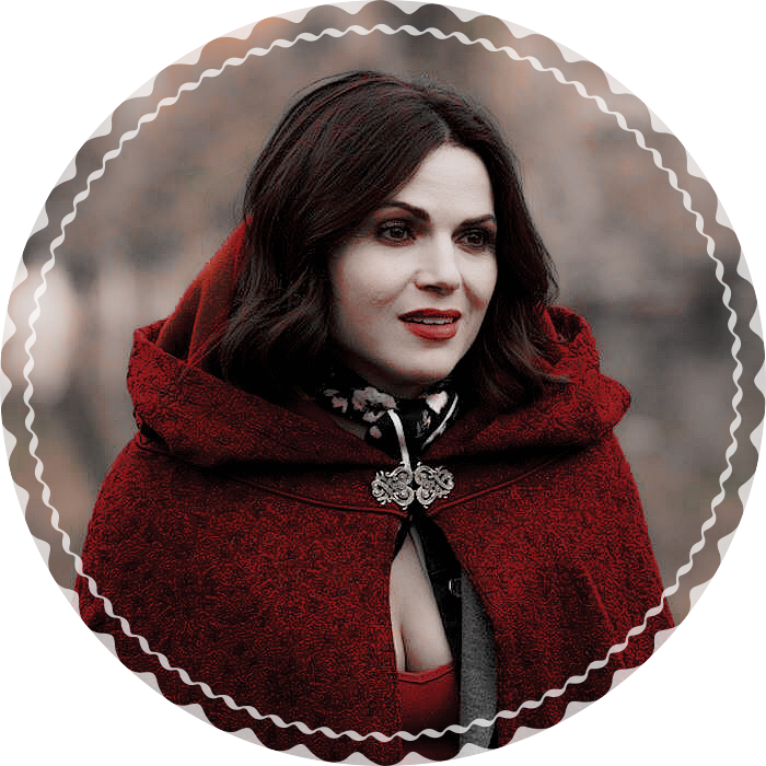 Lanaparrilla Ouat Sticker Tumblr Red Hotwoman Wallpaper