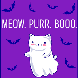 halloween halloween2018 halloweensticker samhain cat