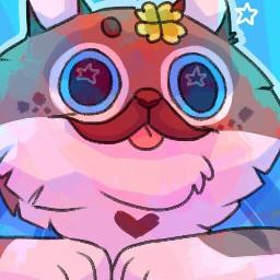 freetoedit kitty derpy
