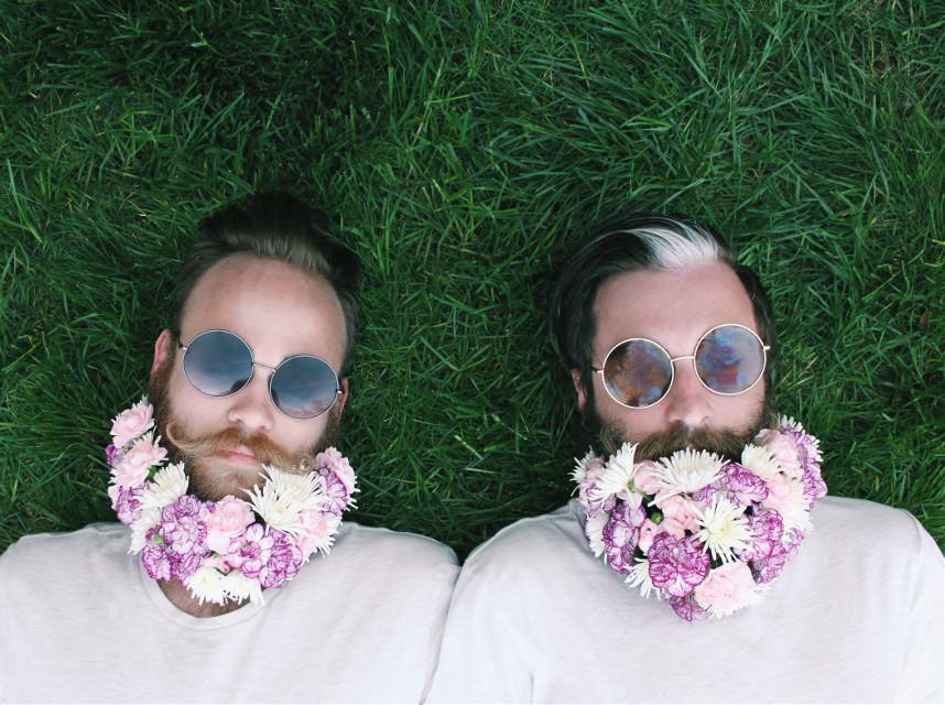 #flowerongrass  #beards