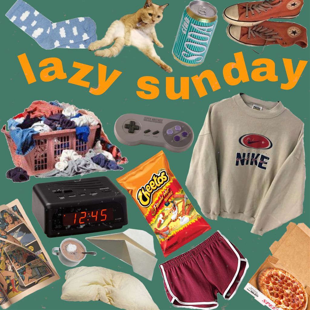 #freetoedit #moodboard #lazysunday