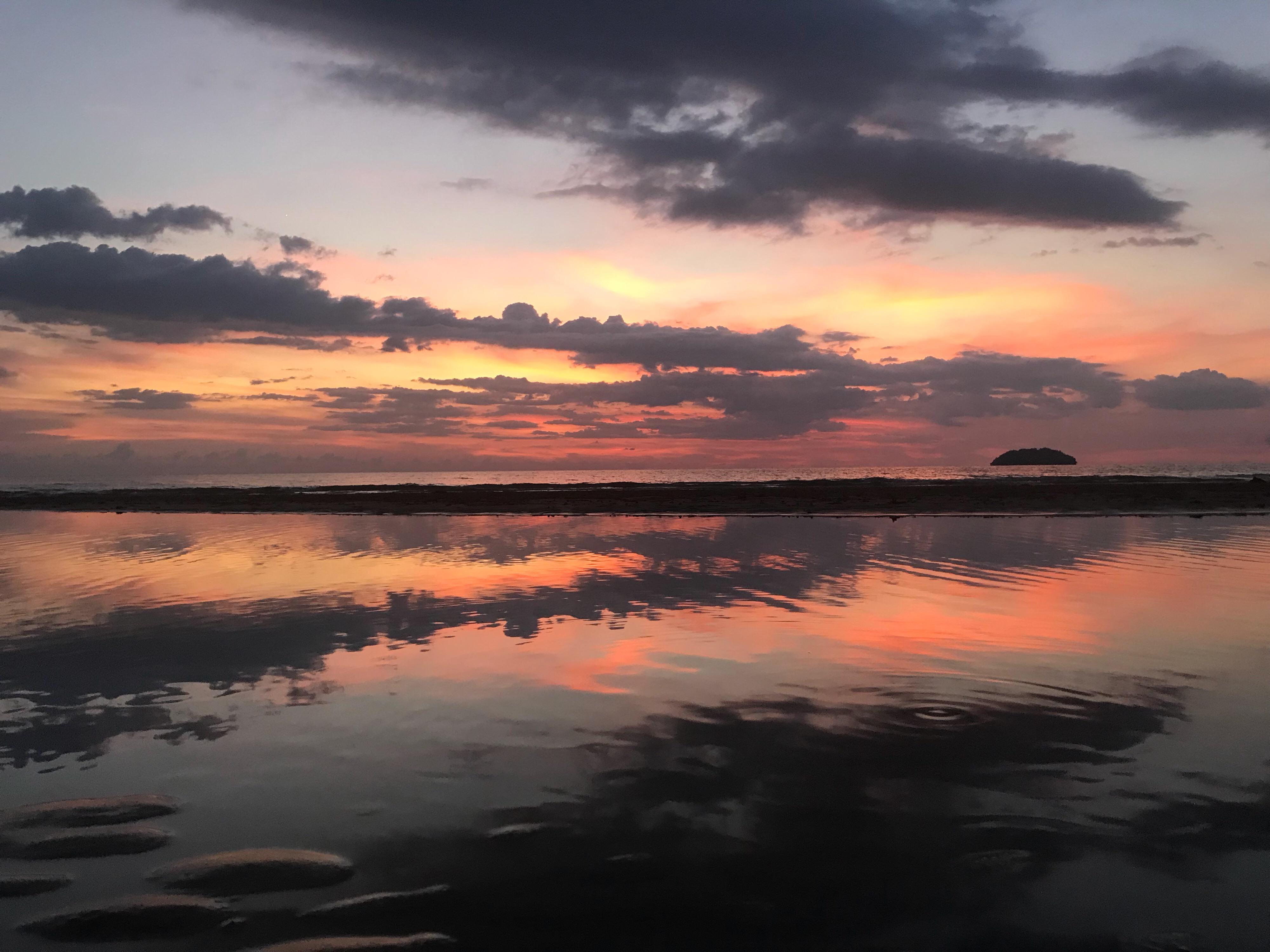 #sunset #twillight #reflectionsofwater #nature #photography #freetoedit