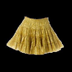 gold aesthetic skirt goldaesthetic freetoedit