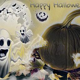 freetoedit happyhalloween halloween2018 halloween irctheperfectpumpkin