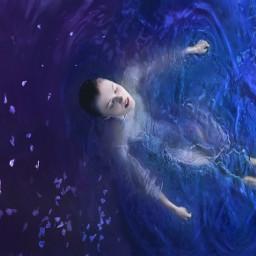 portrait fineart fineartphotography water girl