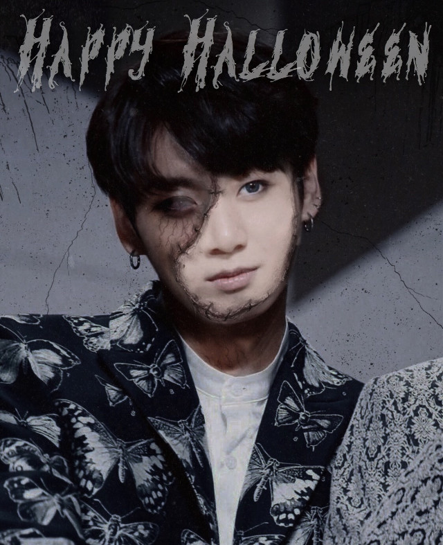HAPPY HALLOWEEN EVERYONE!!! 🎃🧟‍♂️🦇🖤     sorry if this edit is a bit too weird 😅              #bts #halloween #happyhalloween #creepy #jungkook #jk #weird #dark #bangtanboys #bangtan #bangtansonyeondan #kpop #armybts #army 🖤🧡