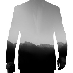 007 agent mountains snow minimalism