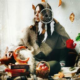 magicatmosphere autumn dreamcatcher coziness