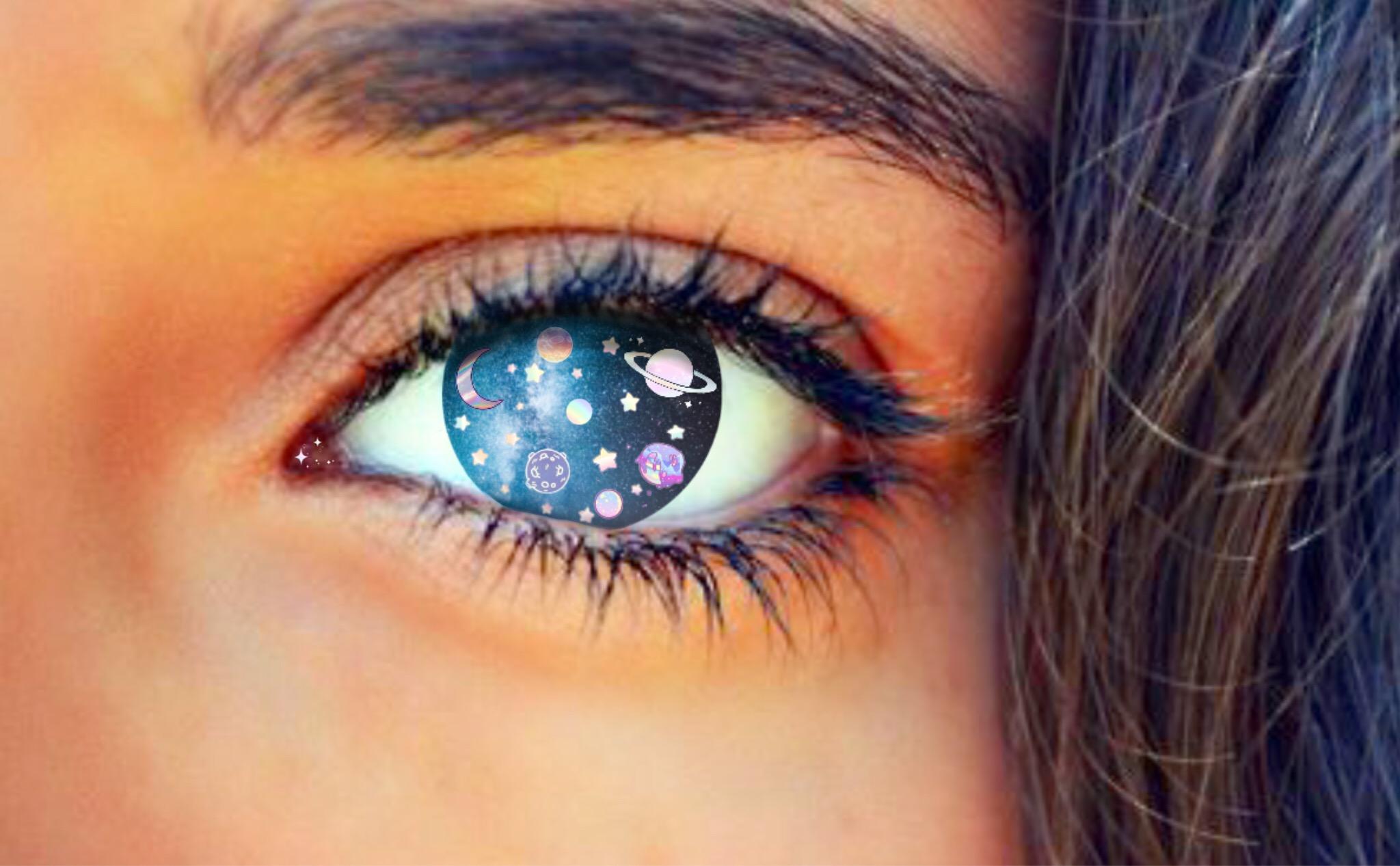 картинка глаза синие и карие глаза двух комнатную