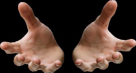 freetoedit hands emptyhands