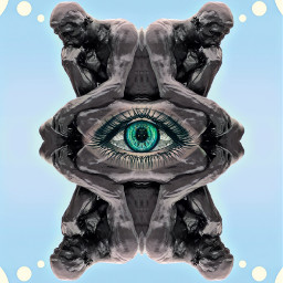 ircfineartfridayar fineartfridayar freetoedit distort eye