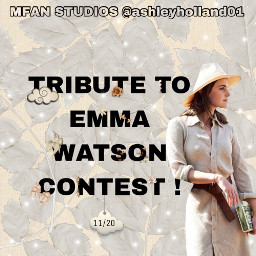 emmawatsoncontest contest pleaseparticipate deadline begins freetoedit