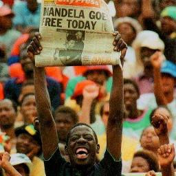freetoedit newspaper nelsonmandela southafrica