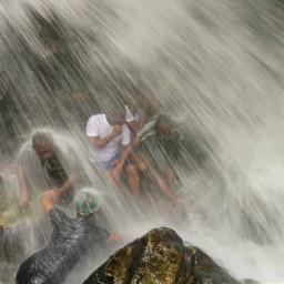 freetoedit waterfall remixit