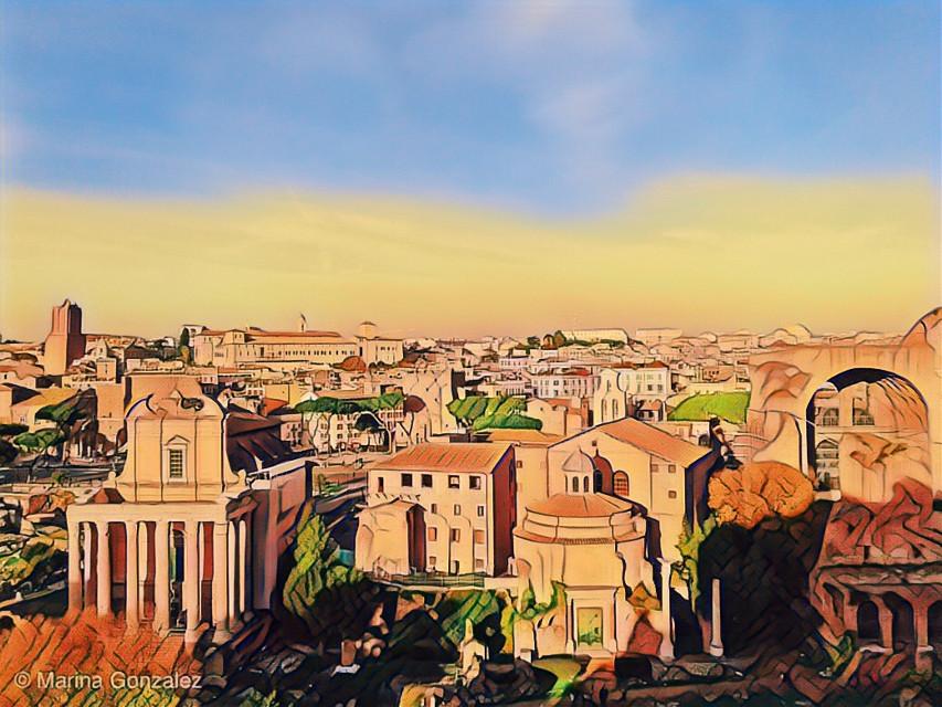 Rome, Italy #edit #madewithpicsart #picsart @picsart #magiceffect #romeitaly #rome #italy🇮🇹 #travel