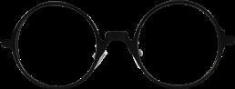 glasses black roundglasses aesthetic arthoeaesthetic freetoedit