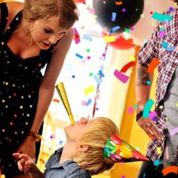 freetoedit confetti birthday happybirthday taylorswift