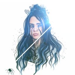 freetoedit thequeen♥ billieeilish thequeen