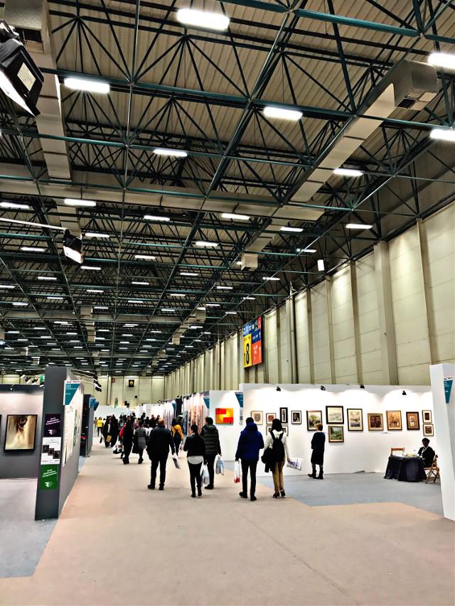 #Tüyap #artsanatgalery #sanat #artshow #tüyap #art2018 #16kasım2018 #picsart #picsartphoto #view #bookfair #fair