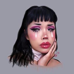 dollvomit ash makeup trendy trends