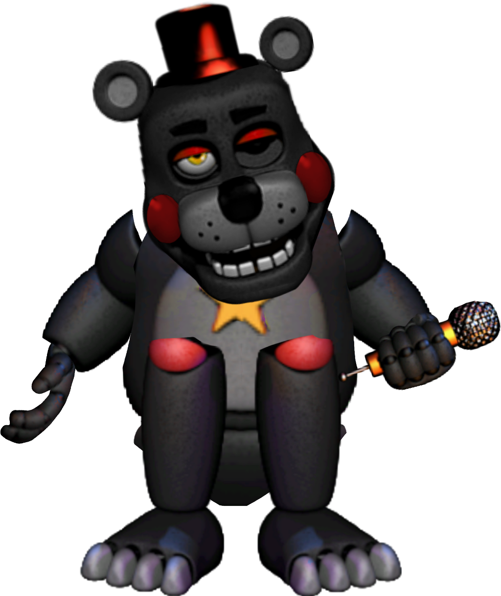 Lefty Suit fnaf lefty - Sticker by Inferno
