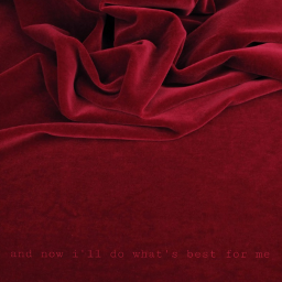 freetoedit aesthetic red quote depressed
