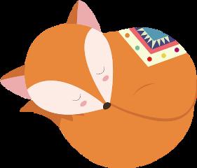 freetoedit sleeping sleep sleepy fox