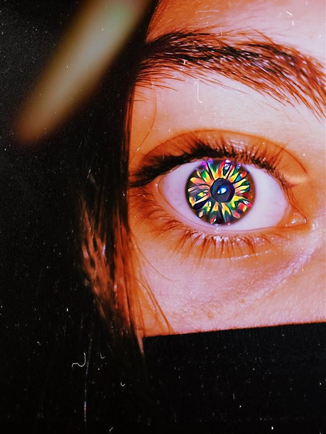 #freetoedit #eye #psicodelic