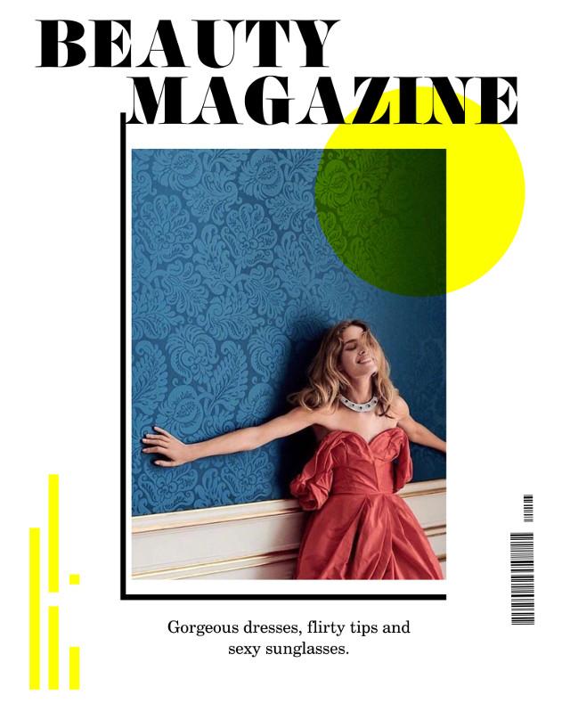 #templates #newtemplates #magazine #magazinecover