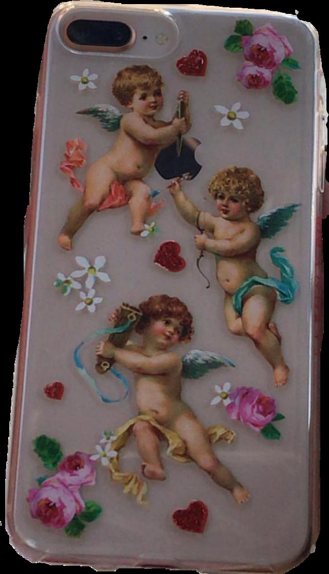 #phonecase #angels #angel #aesthetic  #freetoedit