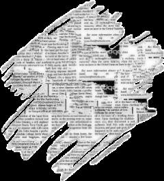 newbrushes newspaper background blackandwhite print freetoedit