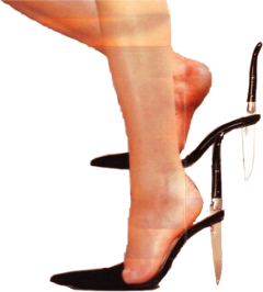feet shoes knife heels highheels