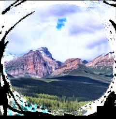 landscape background nature hills mountain freetoedit
