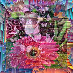 freetoedit pinks purples blues pretty