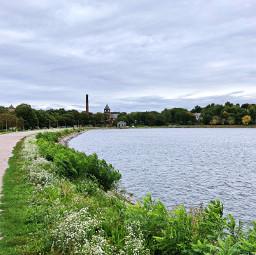 freetoedit landscape trail reservoir seasons