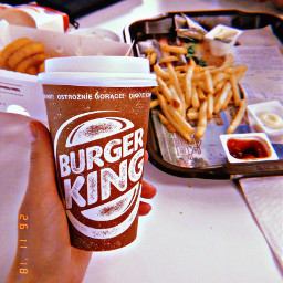 freetoedit burgerking potatoes frypotatoes cappucino
